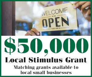The Madisonville Meteor Local Business Stimulus Grant Program