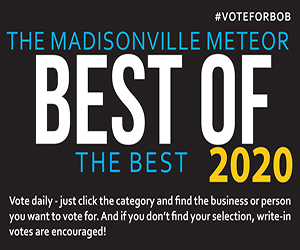 The Madisonville Meteor best of the best 2020