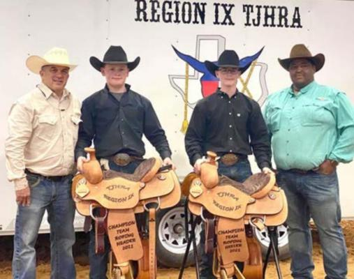 Local TJHRA members shine